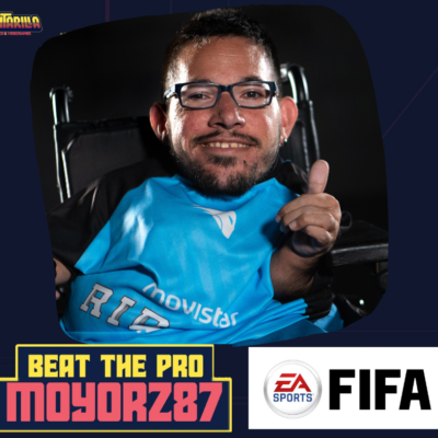 Beat the Pro – FIFA 2021 – MOYORZ – SÁBADO 30/01/2021 20.00-21.00