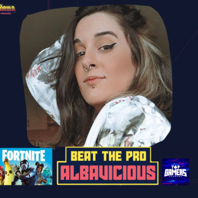 BEAT THE PRO – FORTNITE – VIERNES 29/01/2021 16:00-17:00