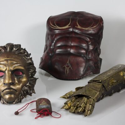 Taller armaduras y movie props – DOMINGO 31/01/2021 14.00-15.00