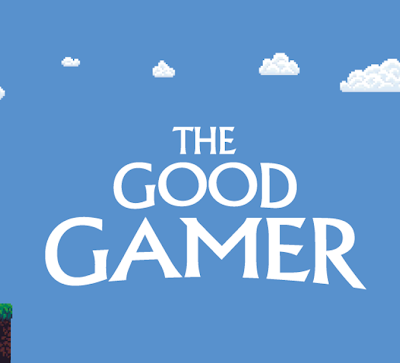 Charla The Good Gamer – DOMINGO 31/01/2021 18:00-19:00
